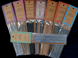 Auroshikha Natural Resin Incense Sticks