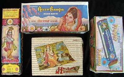 Other fine Incense from India